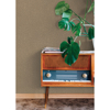 Picture of Hanalei Bronze Fabric Texture Wallpaper