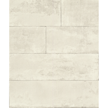 Picture of Lanier Dove Stone Plank Wallpaper