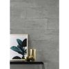 Picture of Lanier Grey Stone Plank Wallpaper