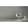 Picture of Escher Grey Plaster Wallpaper