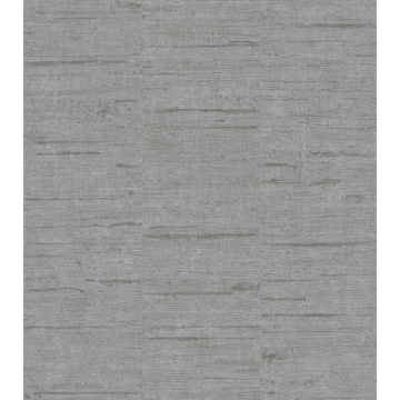 Picture of Maclure Silver Striated Texture Wallpaper
