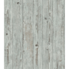 Picture of Albright Light Blue Weathered Oak Panels Wallpaper