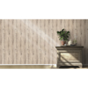 Picture of Appalacian Taupe Wood Planks Wallpaper