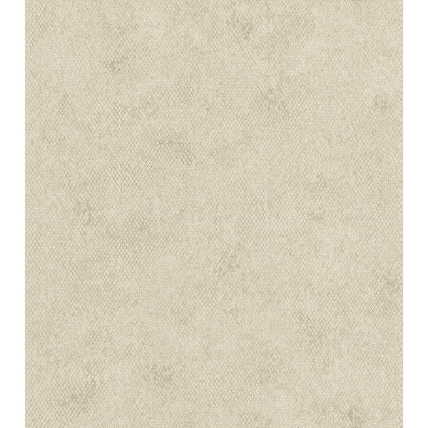 Picture of Roderick Beige Faux Snakeskin Wallpaper