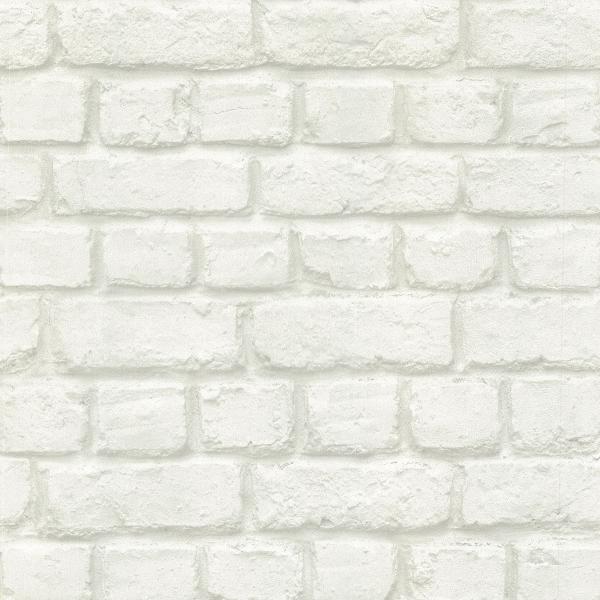 Picture of Chicago Dove Brick Wallpaper
