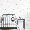 Picture of Rose Gold Confetti Dot Decals