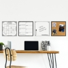 Picture of White Dry Erase Organization Kit