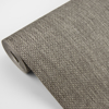 Picture of Gaoyou Taupe Paper Weave Wallpaper