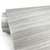Picture of Zoysia Platinum Grasscloth Wallpaper