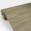 Picture of Sanji Coffee Grasscloth Wallpaper