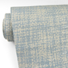 Picture of Arlyn Light Blue Grasscloth Wallpaper