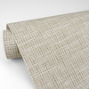 Picture of In the Loop Wheat Faux Grasscloth Wallpaper