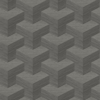 Picture of Y Knot Grey Geometric Texture Wallpaper
