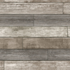 Picture of Reclaimed Wood Plank Natural Peel And Stick Wallpaper