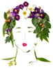 Picture of Flower Crown Wall Art Kit