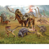 Picture of Dinosaur Land Wall Mural