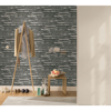 Picture of Federico Grey Slate Wallpaper
