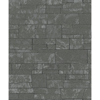 Picture of Hernando Charcoal Stones Wallpaper