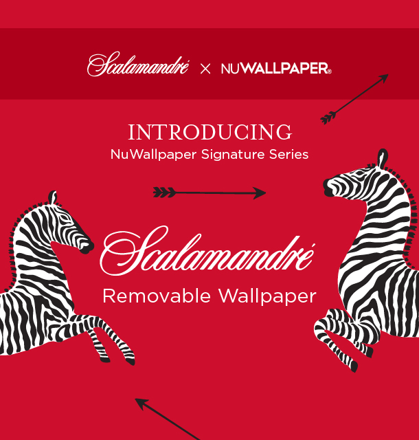 Scalamandre Self Adhesive Wallpaper