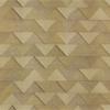 Picture of Matrix Gold Triangle Wallpaper