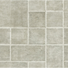 Picture of Ellison Taupe Geometric Wallpaper
