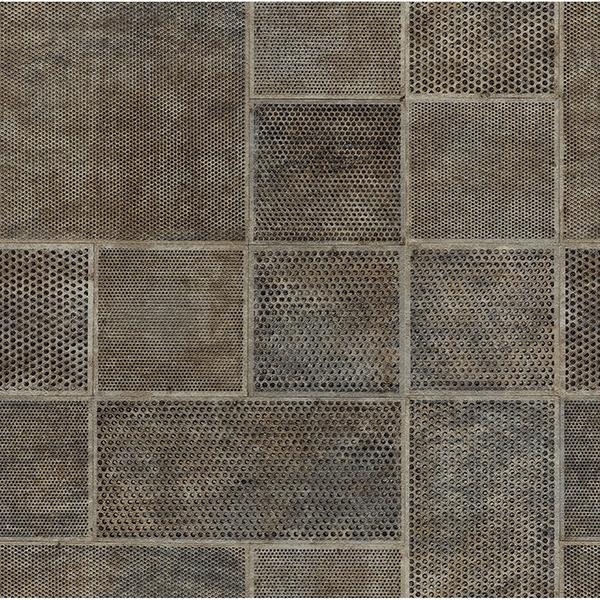Picture of Ellison Gold Geometric Wallpaper