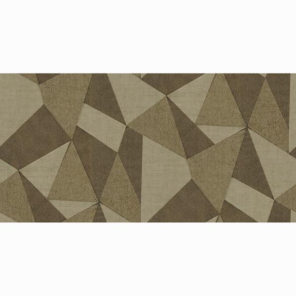 Picture of Vance Beige Prism Wallpaper