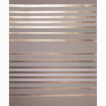 Picture of Mayfair Rose Gold Metallic Stripe Wallpaper