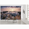 Picture of Mirrored Coast Wall Mural