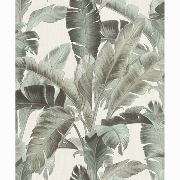 Picture of Orissa Sage Palm Frond Wallpaper