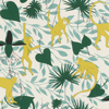 Picture of Langur Yellow Monkey Troop Wallpaper