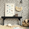 Picture of Damisa Mustard Leopard Print Wallpaper