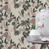Picture of Tadoba Pink Jaguar Grove Wallpaper