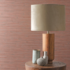Picture of Cerise Red Ribbed Texture Wallpaper