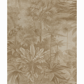 Picture of Anamudi Bronze Tropical Canopy Wallpaper