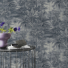 Picture of Anamudi Blue Tropical Canopy Wallpaper