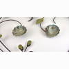 Picture of Lorali Floral Heart Metal Wall Art