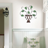Picture of Lillian Potted Plant Metal Wall Art