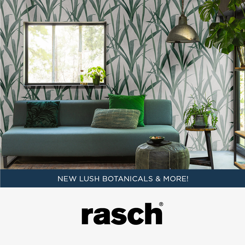 Homepage Slider Featuring Rasch