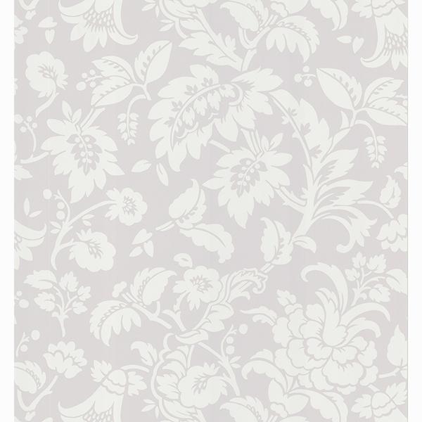 Picture of Renata Grey Botanical Wallpaper
