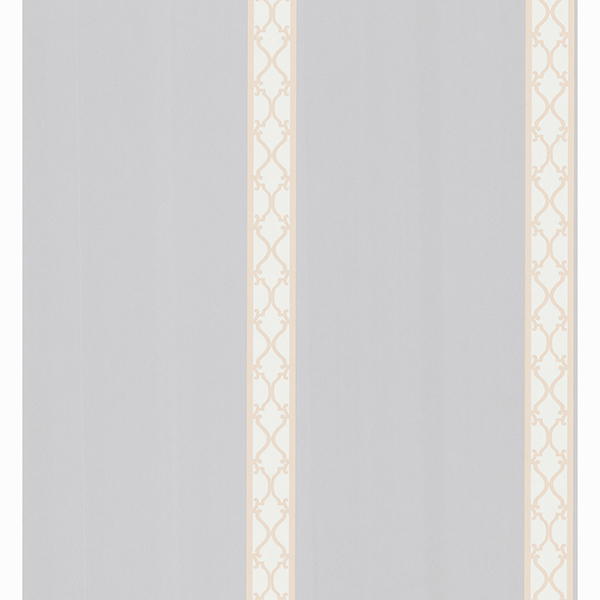 Picture of Clemence Lavender Stripe Wallpaper