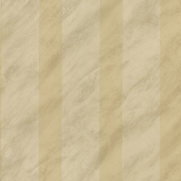 Picture of Wilhelm Brown Distressed Stripe Wallpaper