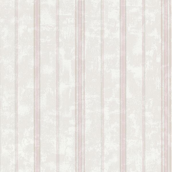 Picture of Trina 465-8011 Purple Pinstripe Wallpaper
