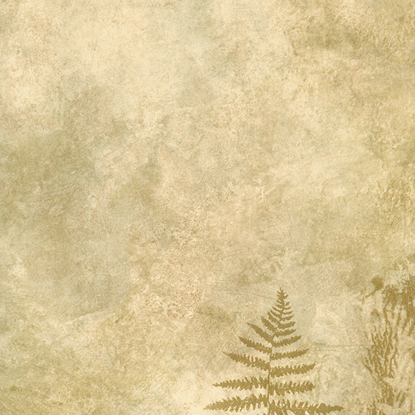 Picture of Rupert Neutral Leaf Collage Spot Wallpaper