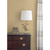 Picture of Julius Gold Natural Weave Texture Wallpaper