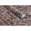 Picture of Baker Street Red Brick Wallpaper