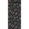 Picture of Cynara Charcoal Scandinavian Floral Wallpaper