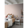 Picture of Cicely Pink Leopard Skin Wallpaper