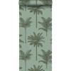 Picture of Taj Sage Palm Trees Wallpaper