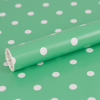 Picture of Dots Vintage Mint Adhesive Film